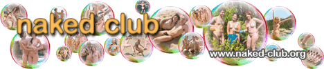 naked club banner